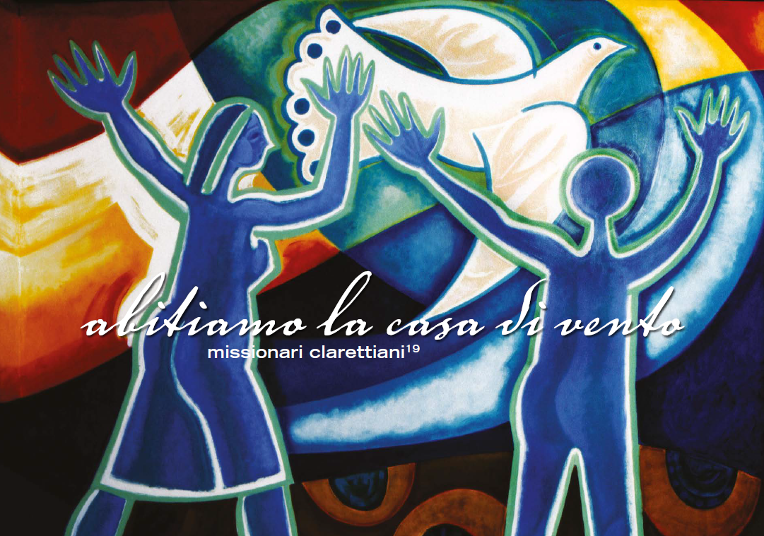 Calendario missionari clarettiani 2019
