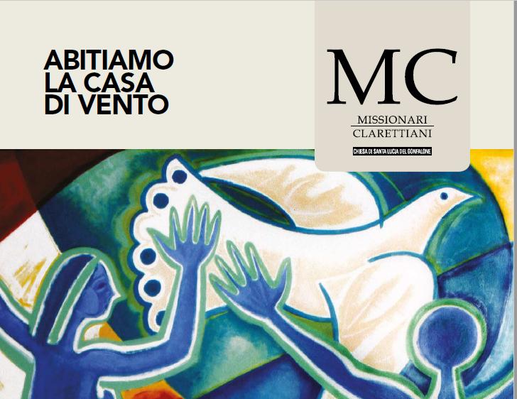 Quaderno missionari clarettiani 2019